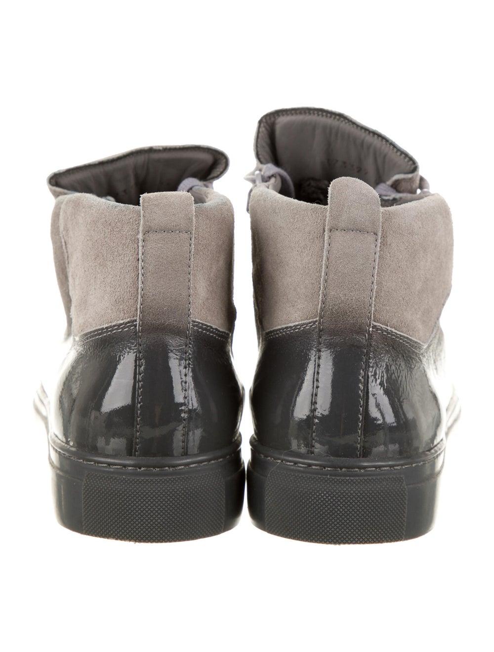 Balenciaga Arena Sneakers Grey - image 4