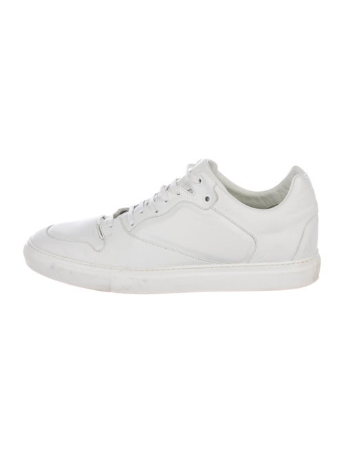 Balenciaga Leather Sneakers White