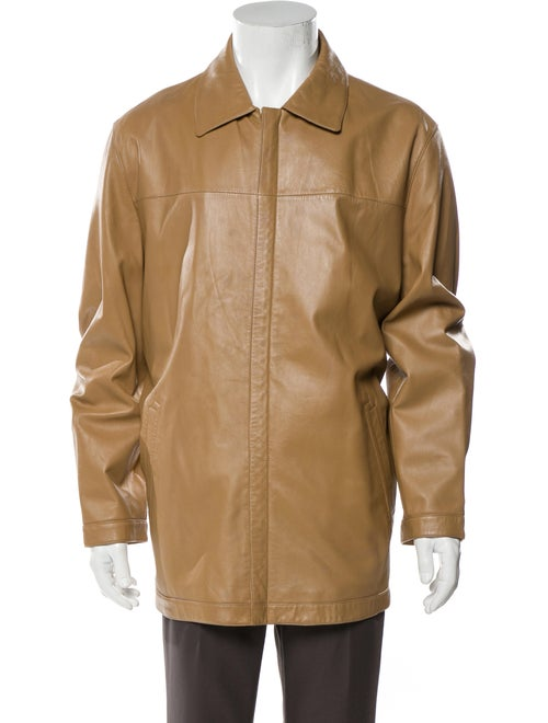 Balenciaga Lamb Leather Jacket