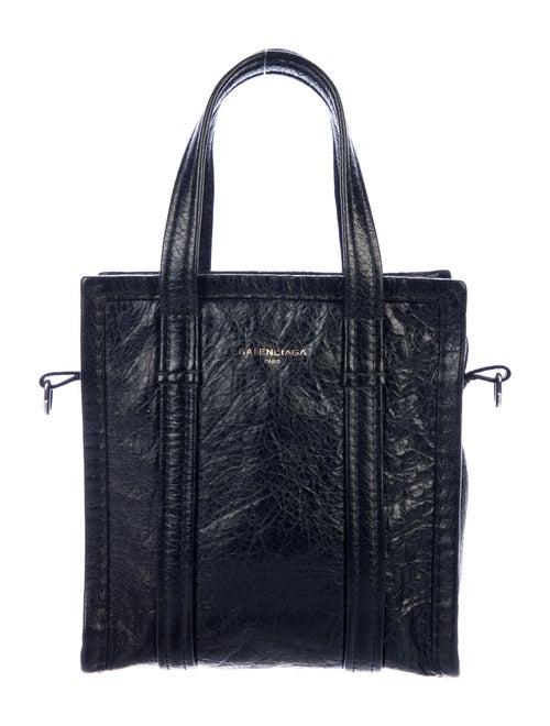 Balenciaga 2018 XXS Bazar Bag Black