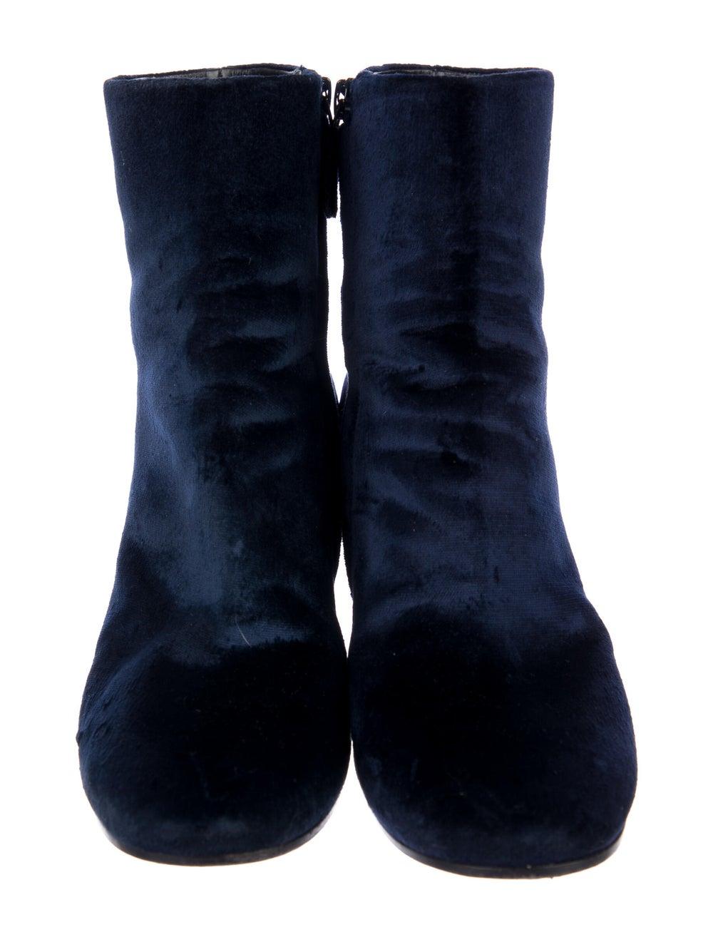 Balenciaga Boots Blue - image 3