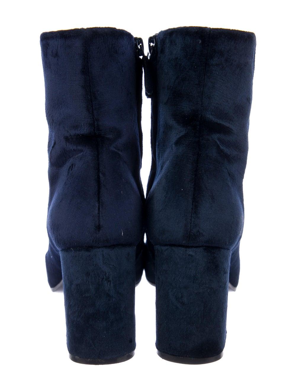 Balenciaga Boots Blue - image 4