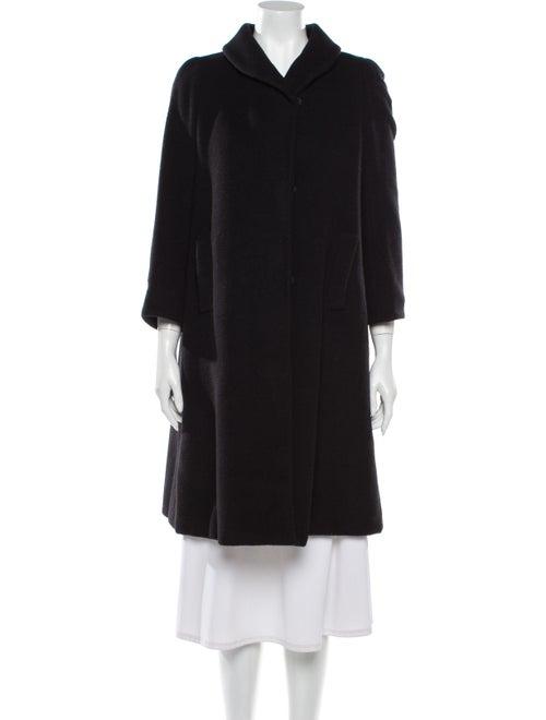 Balenciaga Wool Coat Wool