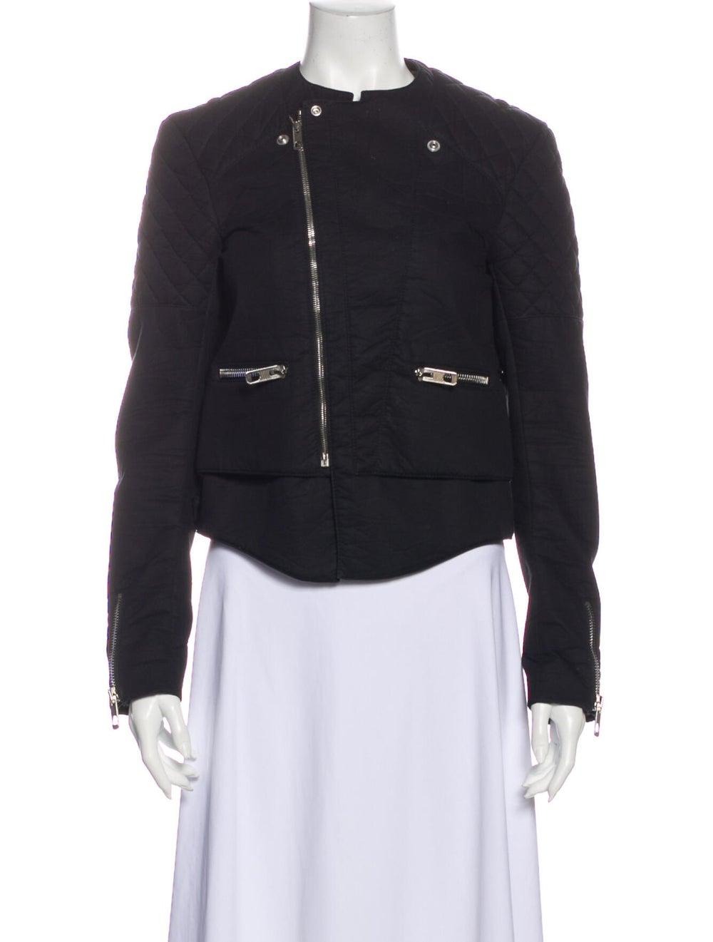 Balenciaga 2012 Blazer Black - image 4