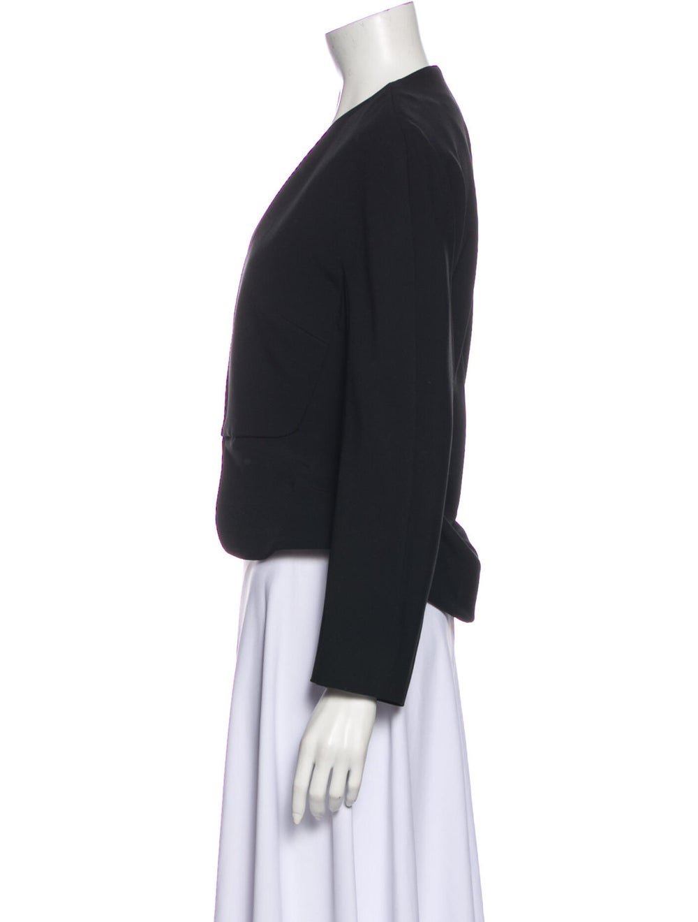 Balenciaga Evening Jacket Black - image 2