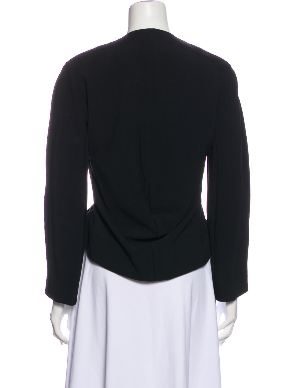 Balenciaga Evening Jacket Black - image 3