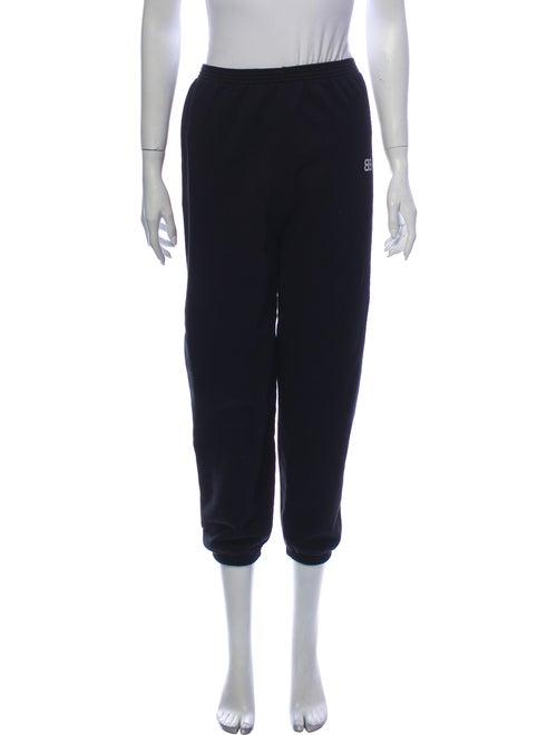 Balenciaga 2018 Sweatpants Black
