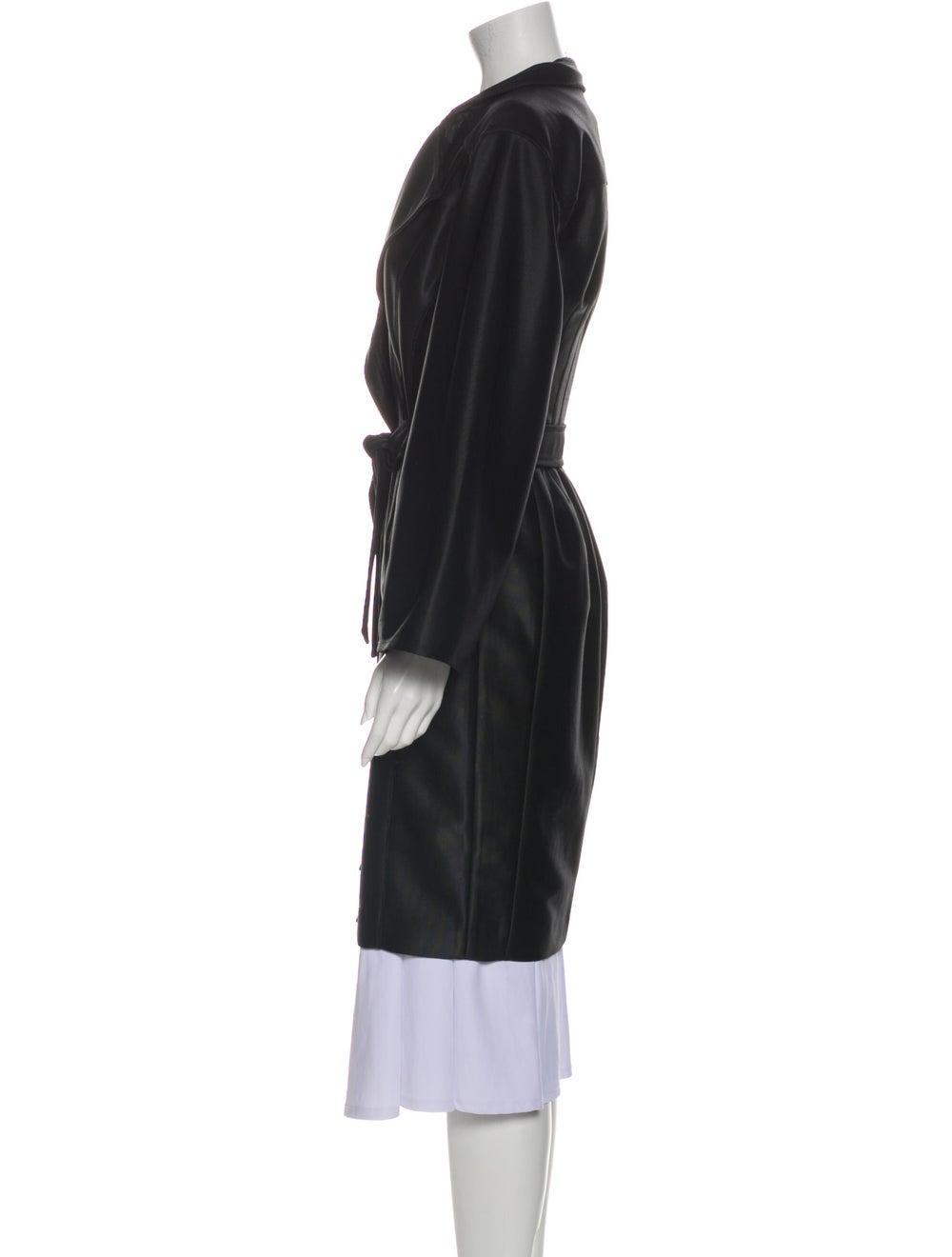 Balenciaga Coat Black - image 2