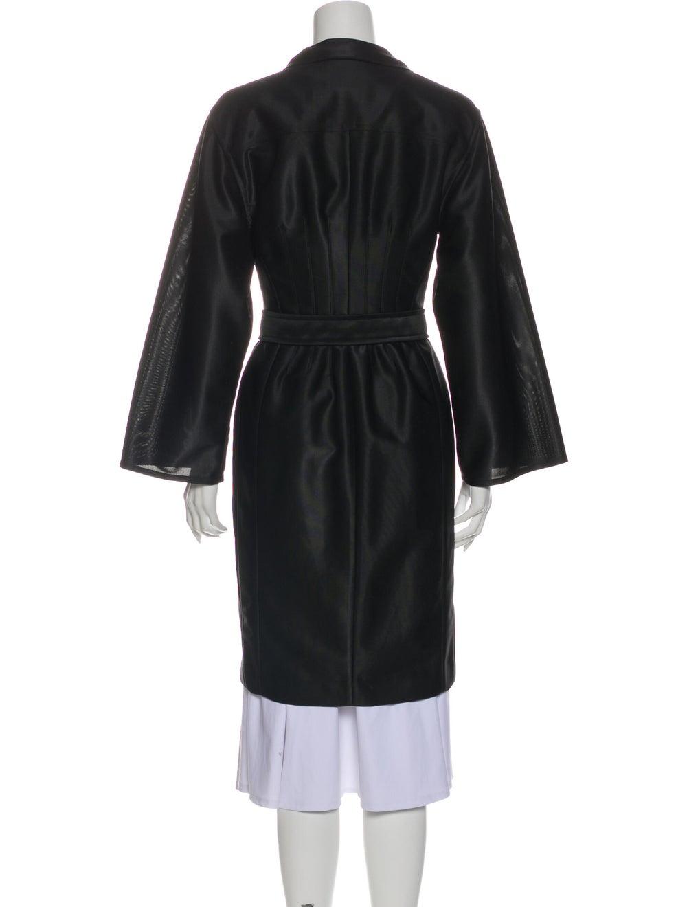 Balenciaga Coat Black - image 3