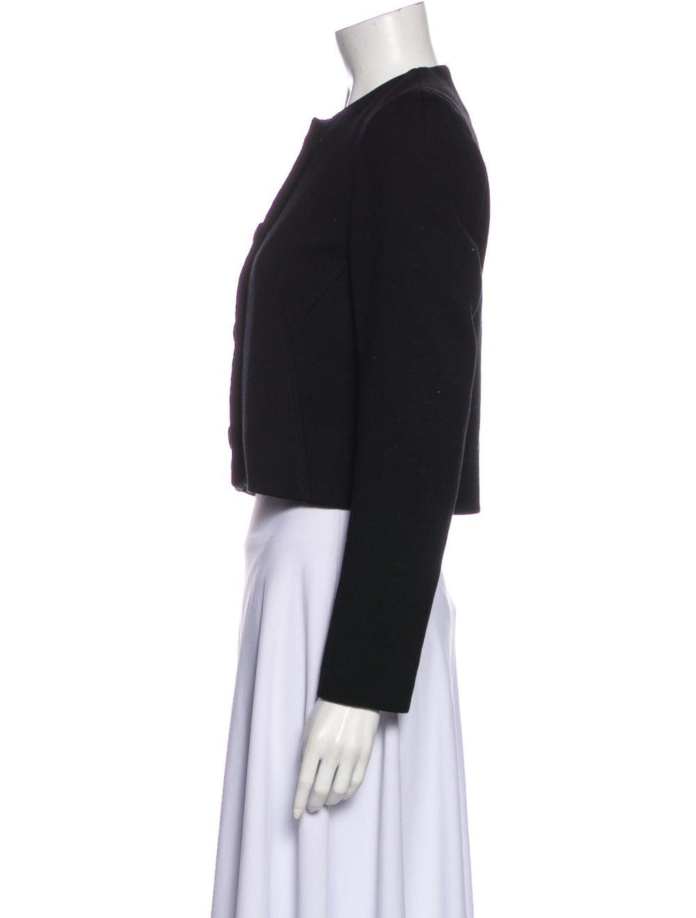 Balenciaga Evening Jacket Black - image 2