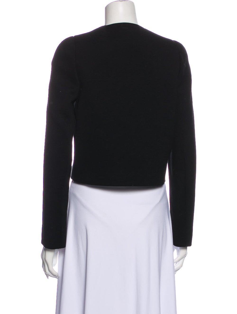 Balenciaga Evening Jacket Black - image 3