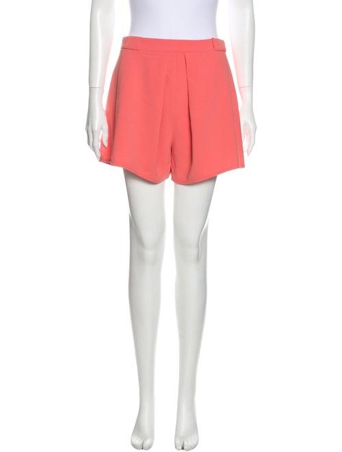 Balenciaga 2011 Mini Shorts Pink