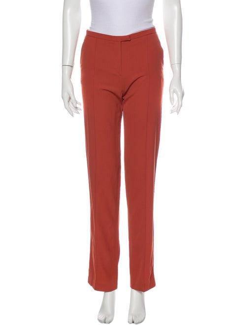 Balenciaga Straight Leg Pants Pink