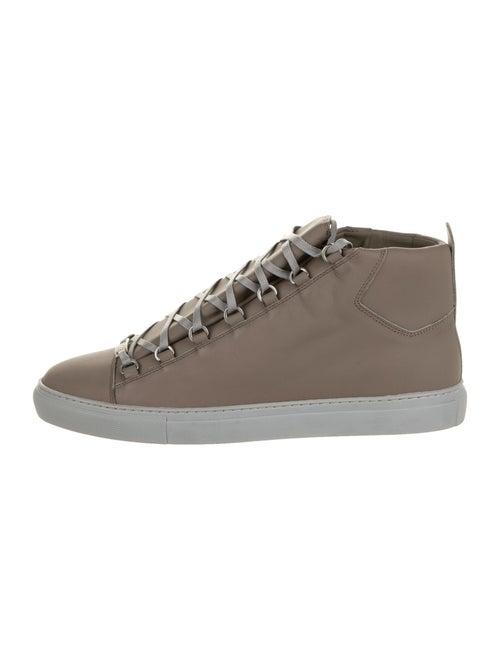Balenciaga Arena Sneakers Brown