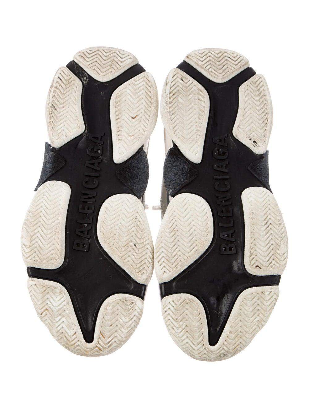 Balenciaga Triple S Chunky Sneakers Blue - image 5
