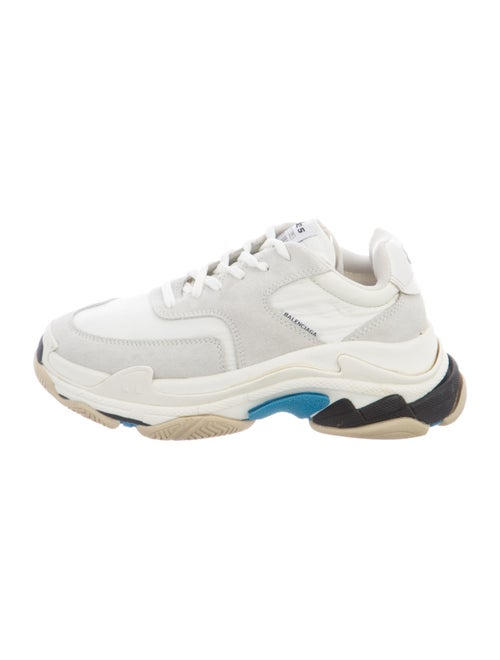 Balenciaga Triple S Sneakers Chunky Sneakers Grey
