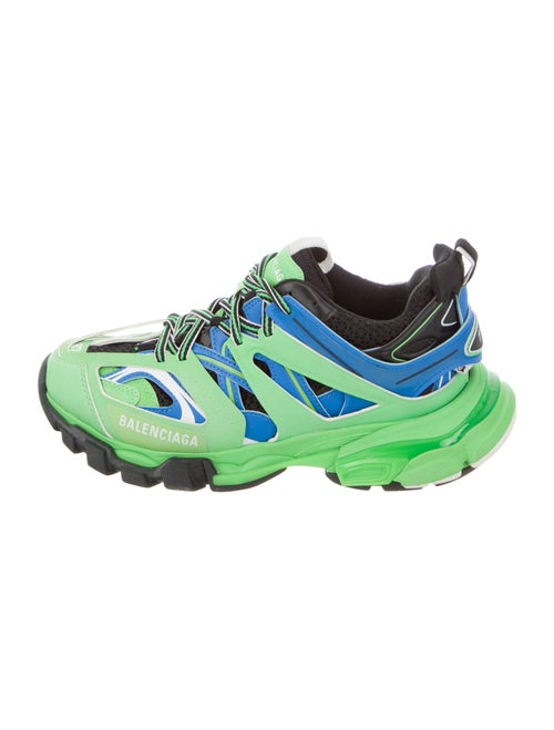 Balenciaga Track Runner Sneakers Green