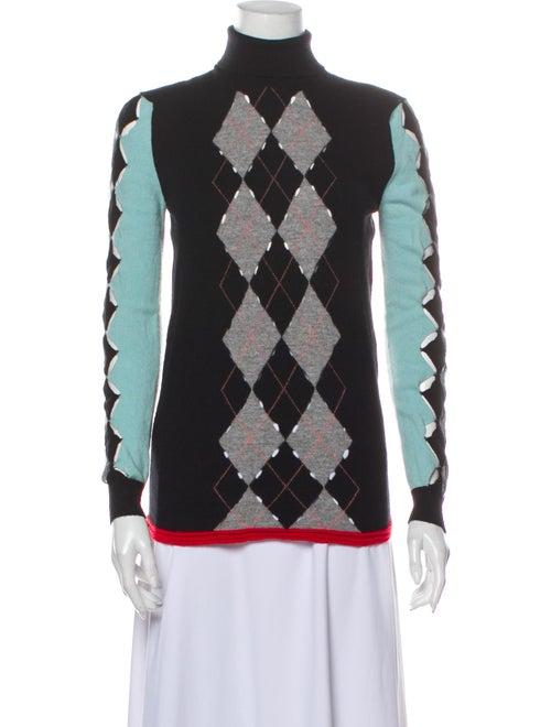 Balenciaga 2013 Wool Sweater Wool