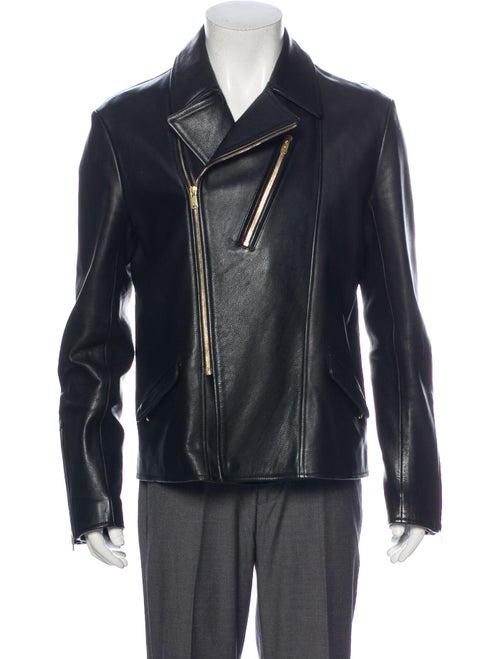 Balenciaga Moto Jacket Black