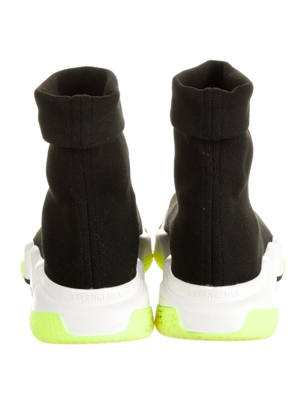 Balenciaga Speed Trainer Sock Sneakers Black - image 4