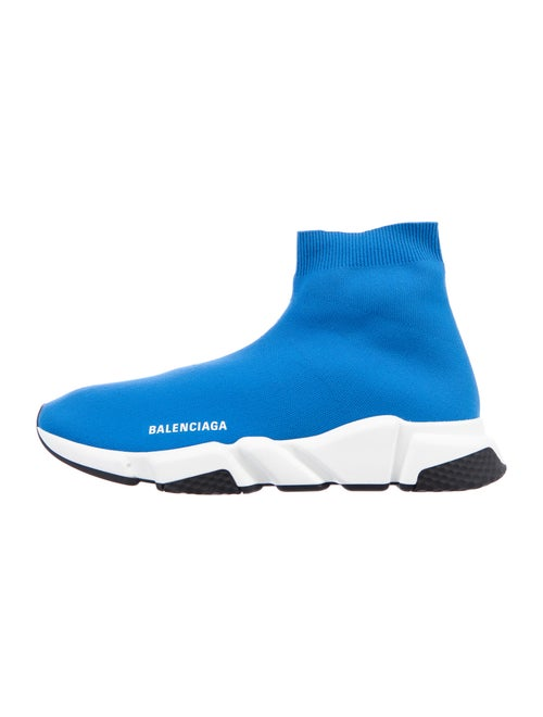 Balenciaga Speed Trainers Sneakers Blue