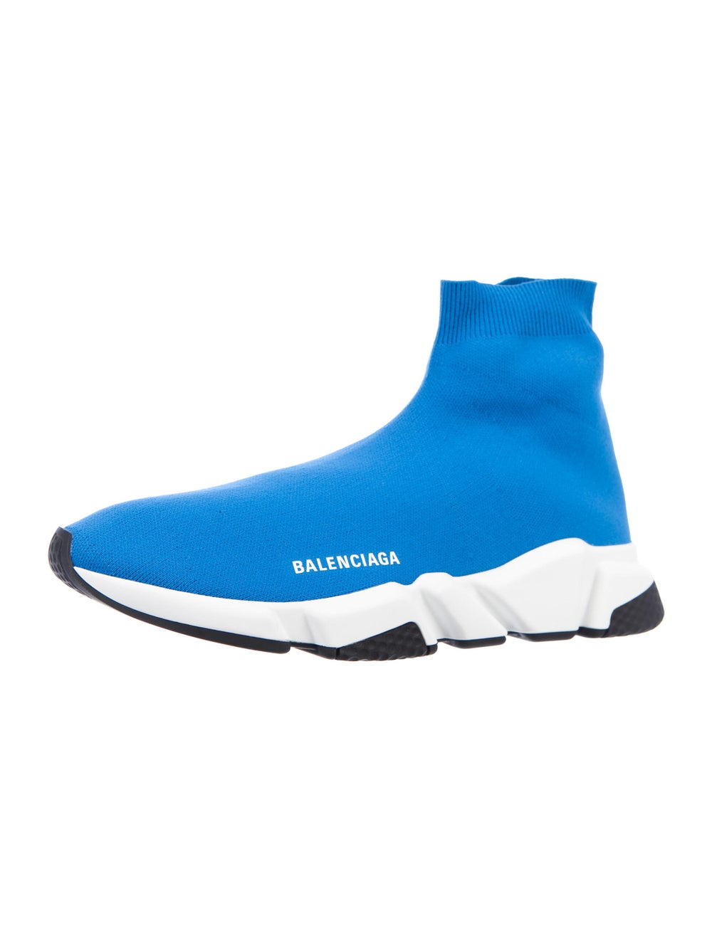 Balenciaga Speed Trainers Sneakers Blue - image 2