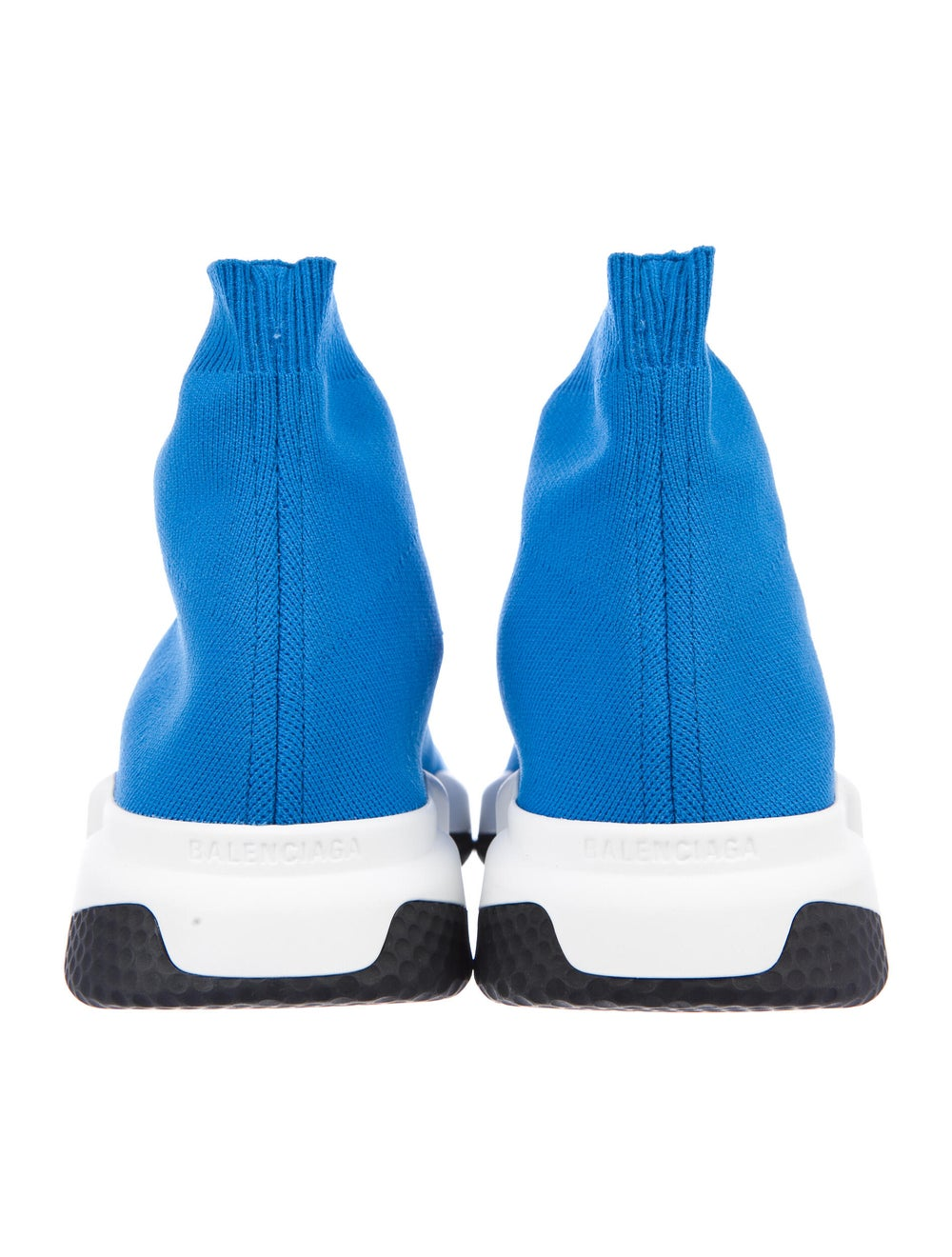 Balenciaga Speed Trainers Sneakers Blue - image 4