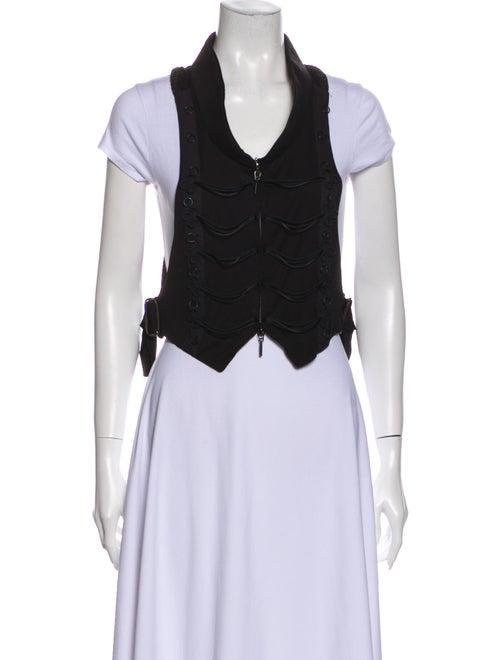 Balenciaga Vintage 2002 Vest Black