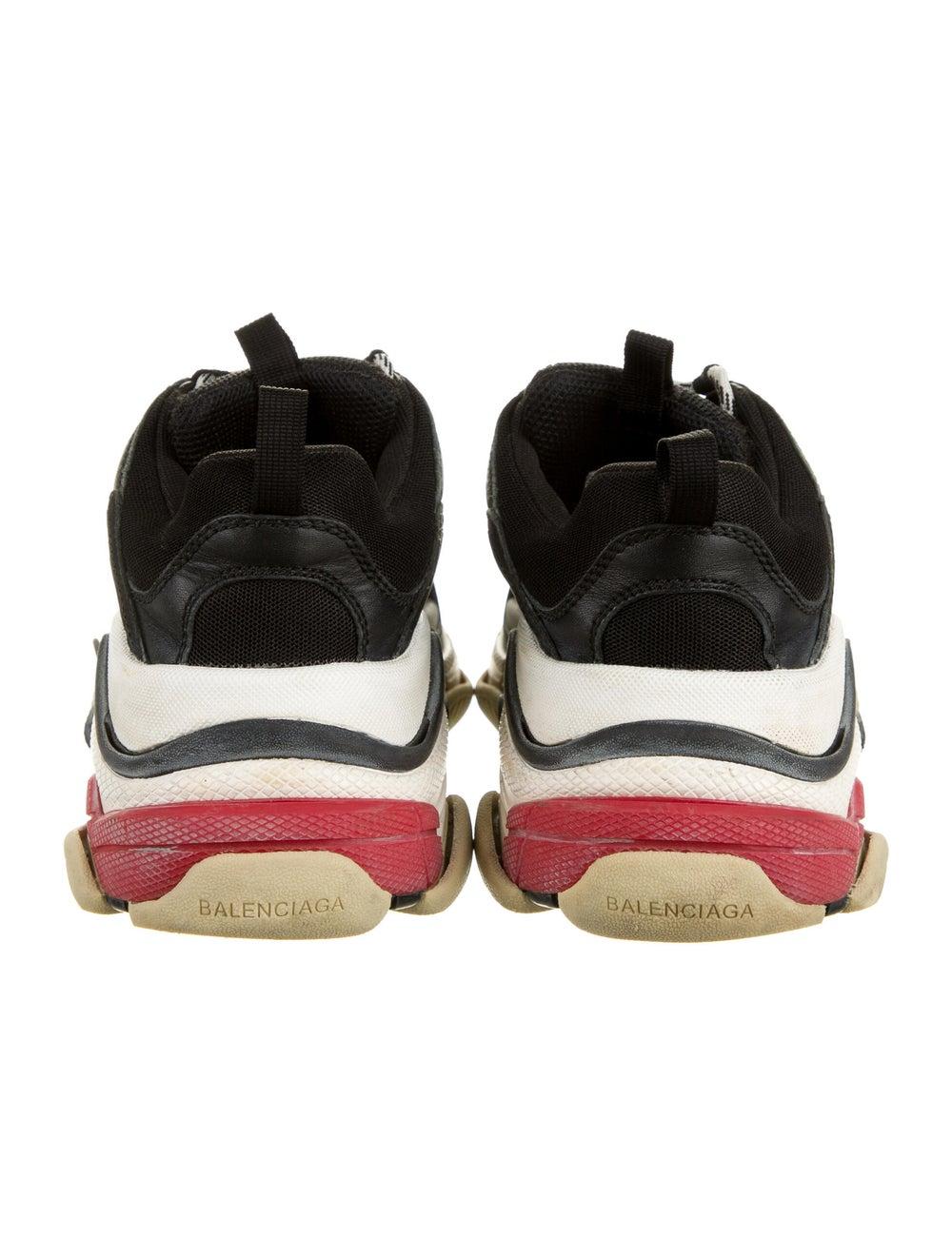Balenciaga Triple S Chunky Sneakers Black - image 4