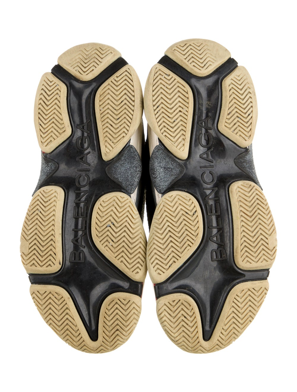 Balenciaga Triple S Chunky Sneakers Black - image 5