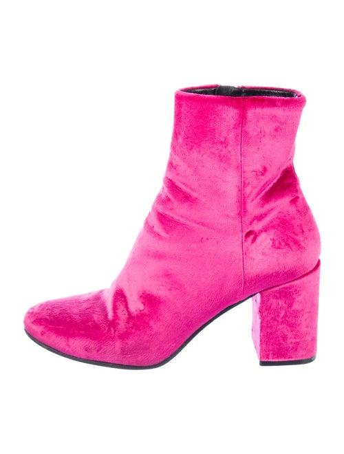 Balenciaga Boots Pink - image 1