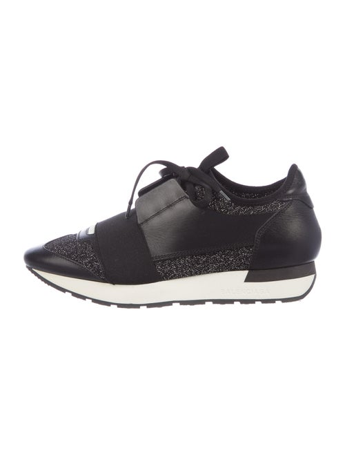 Balenciaga Race Runner Sneakers Black