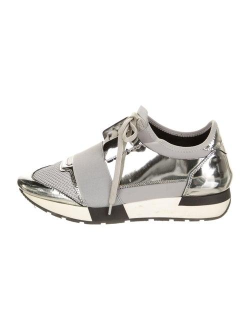 Balenciaga Sneakers Silver