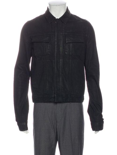 Balenciaga Denim Jacket Denim