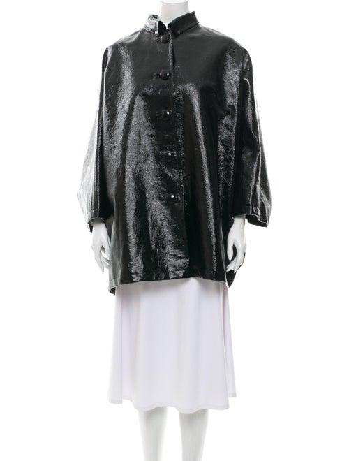 Balenciaga 2019 Opera Coat Coat w/ Tags Black