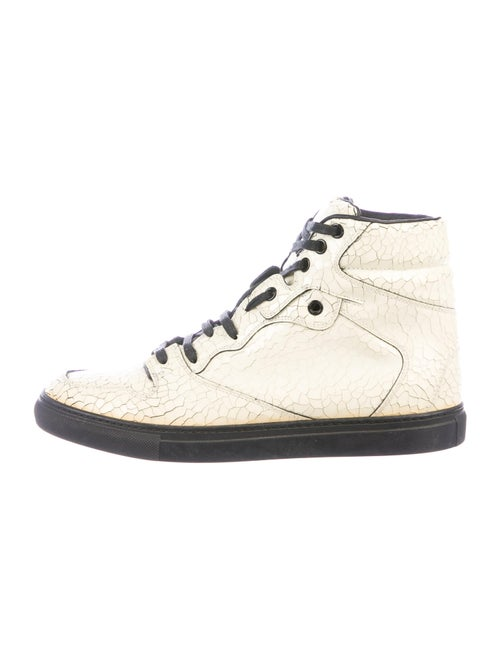 Balenciaga Leather Sneakers
