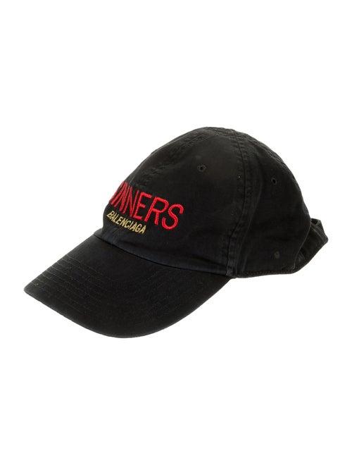 Balenciaga 'Sinners' Baseball Cap black