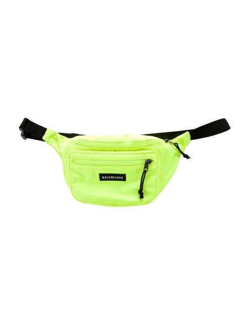 Balenciaga Explorer Belt Bag Yellow