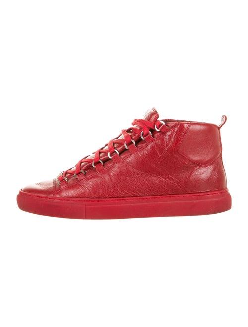 Balenciaga Arena Sneakers Red