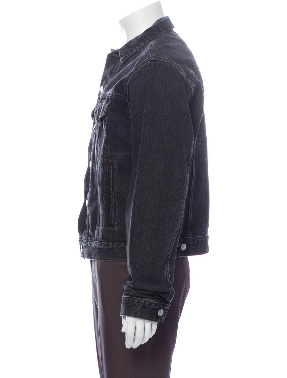 Balenciaga 2018 Denim Jacket Denim - image 2