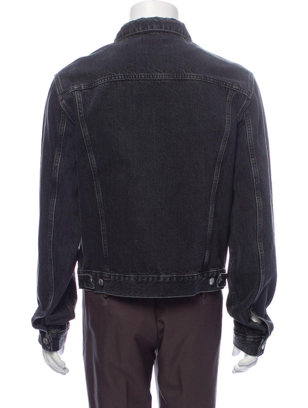 Balenciaga 2018 Denim Jacket Denim - image 3