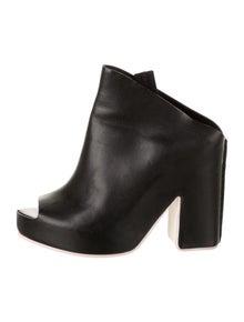 Balenciaga Leather Mules
