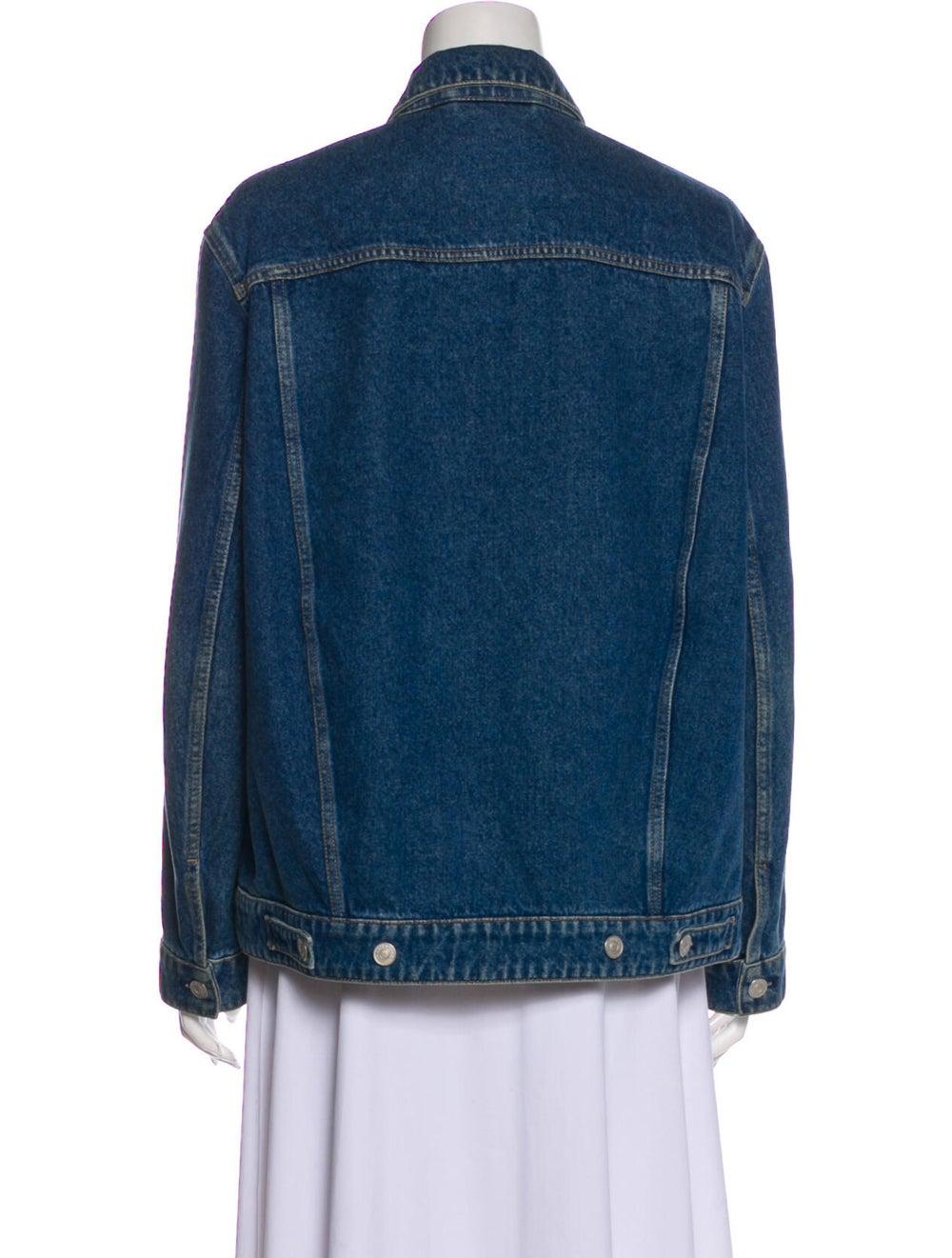Balenciaga 2019 Denim Jacket Denim - image 3