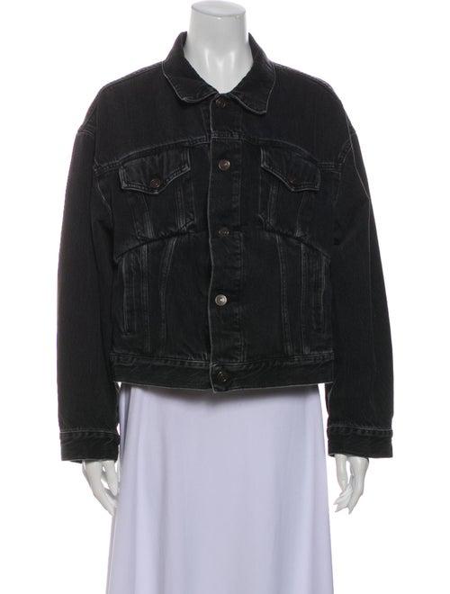 Balenciaga 2018 Denim Jacket Denim - image 1