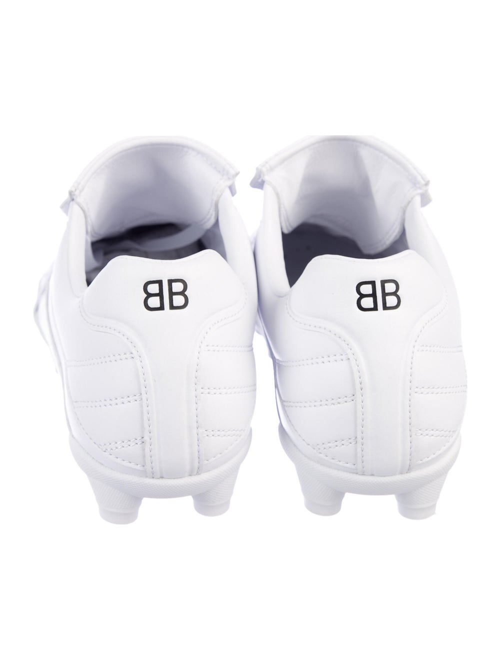 Balenciaga Soccer Sneakers Sneakers White - image 4
