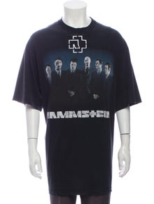 Balenciaga 2021 Rammstein (Limited Edition) T-Shirt