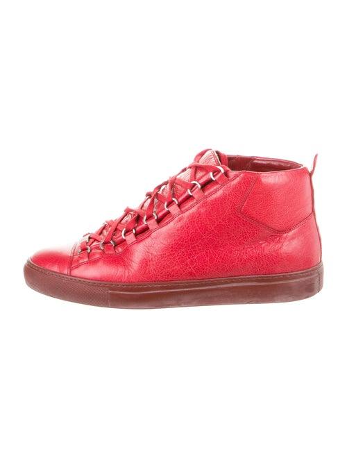 Balenciaga Arena Sneakers Sneakers Red - image 1