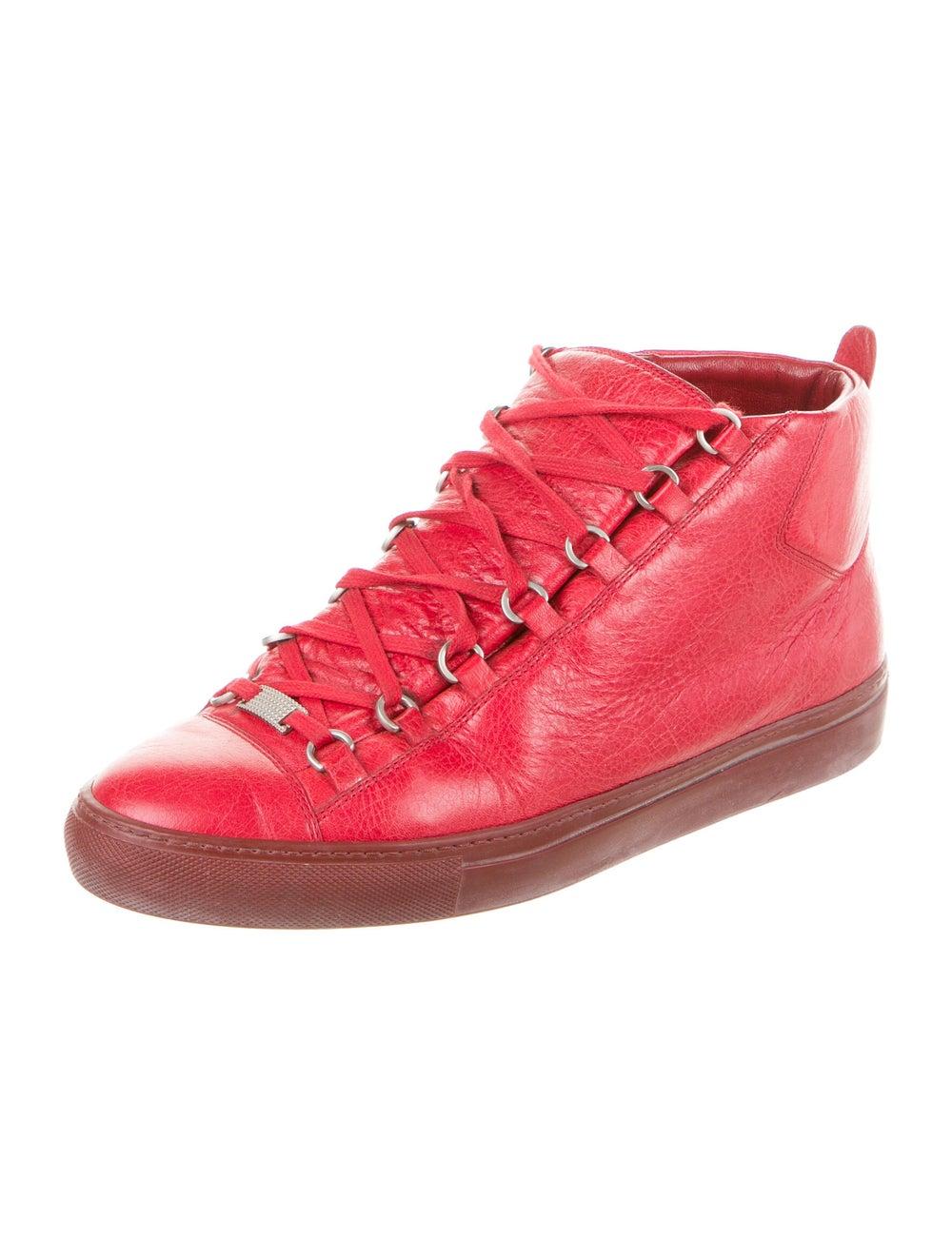 Balenciaga Arena Sneakers Sneakers Red - image 2