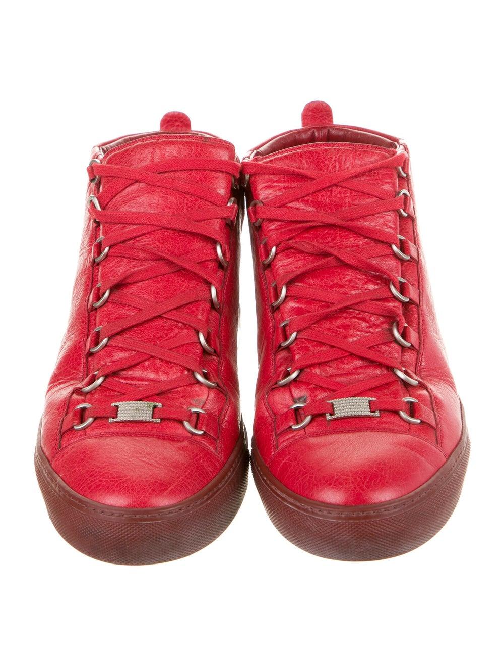 Balenciaga Arena Sneakers Sneakers Red - image 3
