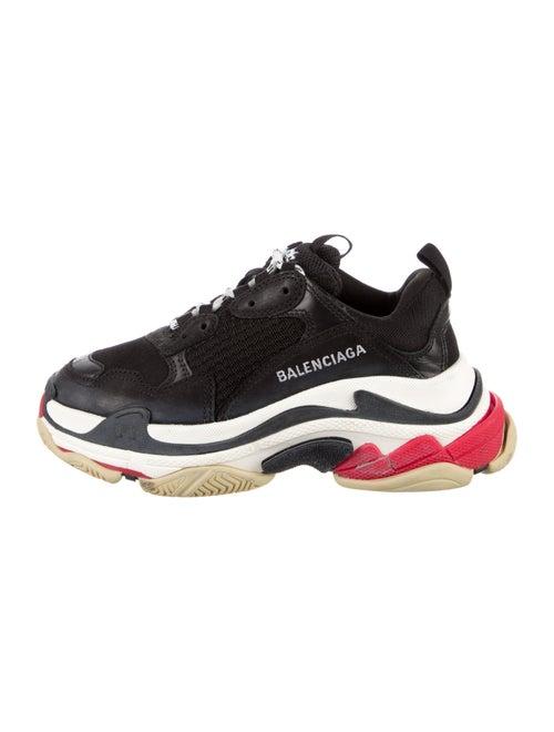 Balenciaga Triple S Sneakers Chunky Sneakers Black - image 1